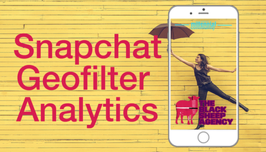 Meaningful Analytics via Snapchat Filters