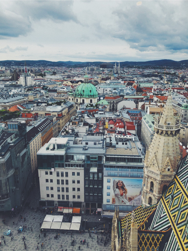 What Beautiful Vienna Taught Me