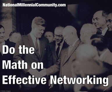 Do the Math on Effective Networking