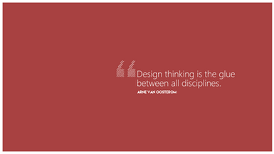 The Design-Thinking Process: A New Way to Solve Problems