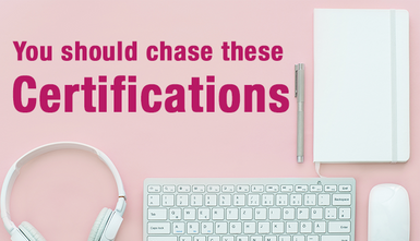 8 Certifications You Should Chase