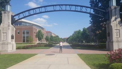 #MestradoSanduiche Purdue University