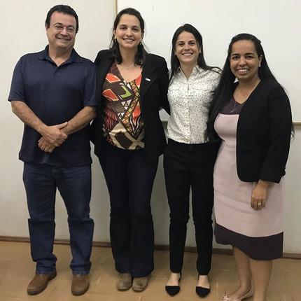 Defesa de mestrado: Fabiana Cardoso