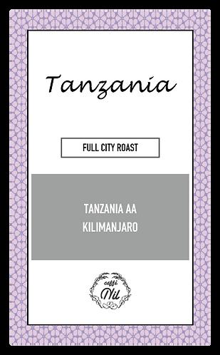 タンザニア AA スノートップ