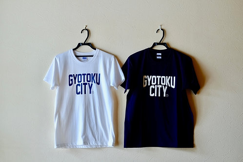 GYOTOKU CITY T-shirts