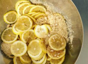 公開レシピ:自家製レモンシロップの作り方