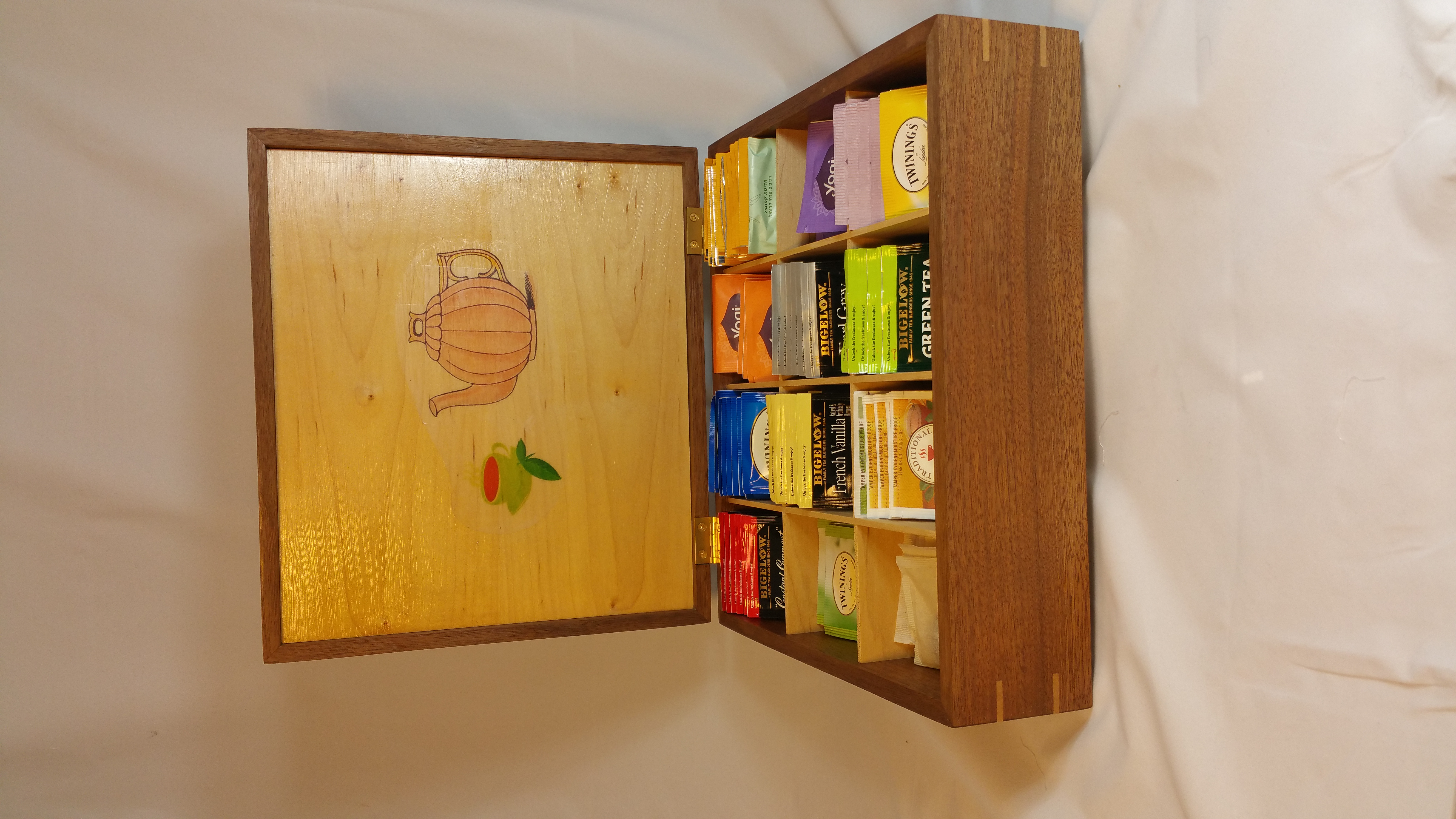 Inside Out Tea Box