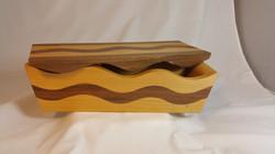 Ocean Wave Chopstik Box