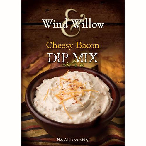 Wind & Willow- Cheesy Bacon Dip Mix