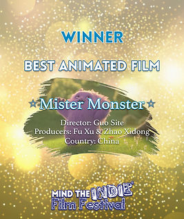 mister monster, guo site, fu xu, zhao xidong, china, mind the indie, film festival, filmfreeway