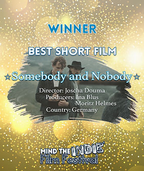 jemand und niemand, somebody and nobody, joscha douma, ina blus, moritz helmes, germany