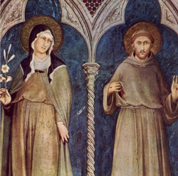 Saints Francis and Clare Early Doc