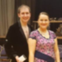 Robert & Abigail Bentey Believe Ballroom Dance Centre Bradford