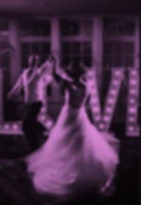 Wedding First Dance Tuition Believe Ball