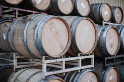Recycling Wine Barrels