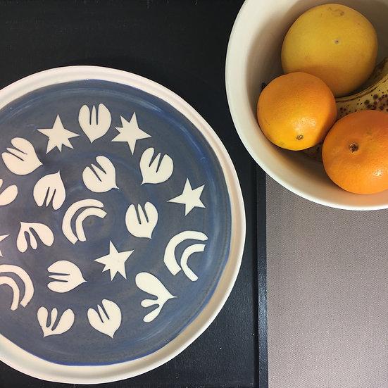 """Plat à gâteaux """"Matisse"""""""