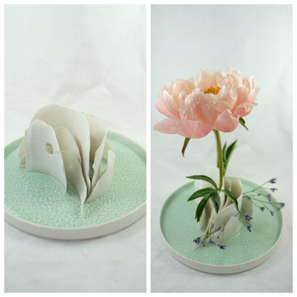 Vase Banquise