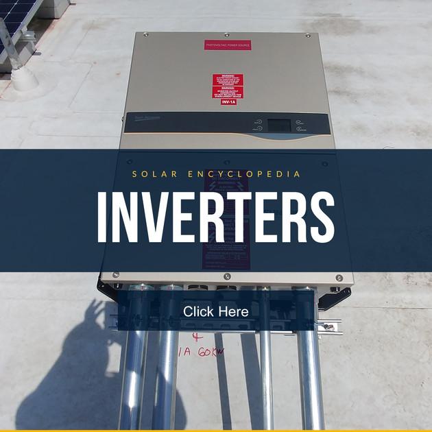 Solar Encyclopedia Graphics - Inverters.