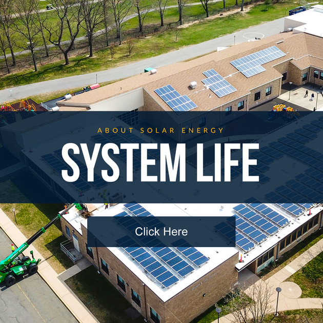 Solar Encyclopedia Graphics - System Lif