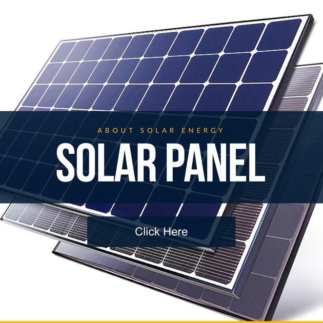 Solar Encyclopedia Graphics - Solar Pane