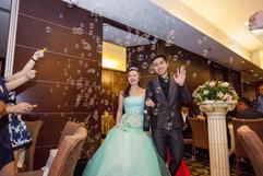 Eva & Kelvin Actual Day Wedding