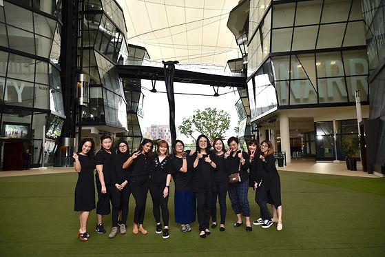 Makeup Doyennes Team Group Photo_Web Siz
