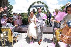 Xu Wen Actual Day Wedding