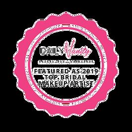 DailyVanity Top Bridal Makeup Artist 2019 / 2020