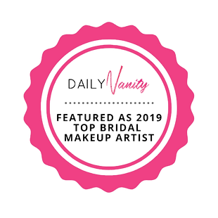 DailyVanity Top Bridal Makeup Artist 2019 / 2020