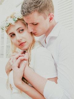Veronika & Boris Pre Wedding Photoshoot