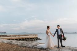Sophia & Trevor Pre Wedding Shoot
