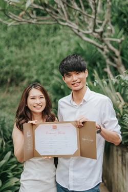 Xinrui & Shilin ROM Solemnization