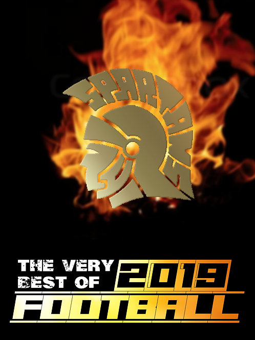 The Very Best of 2019 Fitzgerald Football DVD