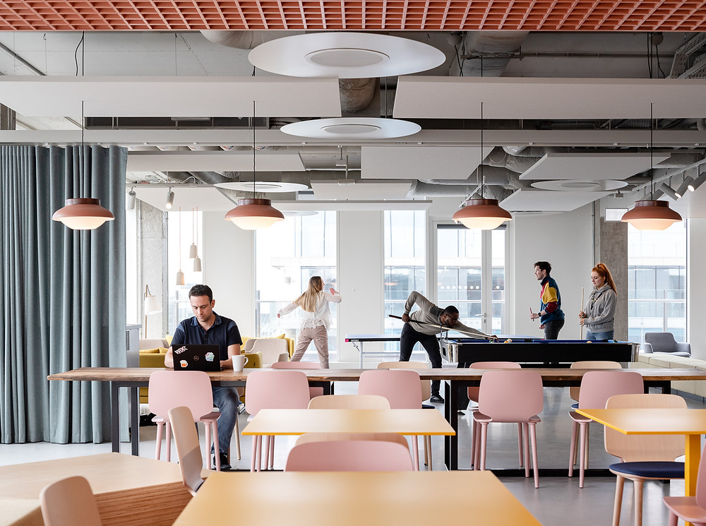 Wix Dublin Offices