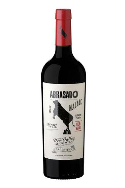 Vinho Tinto Abrasado Malbec 2019 / Mendonza Argentina