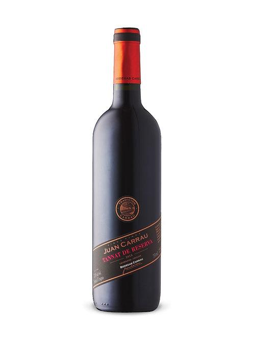 Vinho Tinto Juan Carral Tannat Reserva 2019 / Uruguai 750 ml