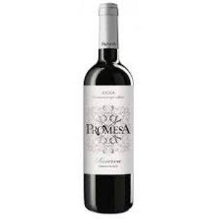 Vinho Tinto Promesa Reserva 2014 Tempranillo / Rioja D.O.C. Espanha 750 ml