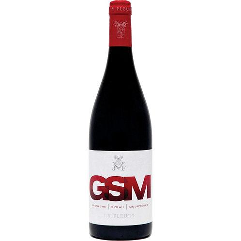 Vinho Tinto J.V. Fleury GSM 2017 / Côtes Du Rhone