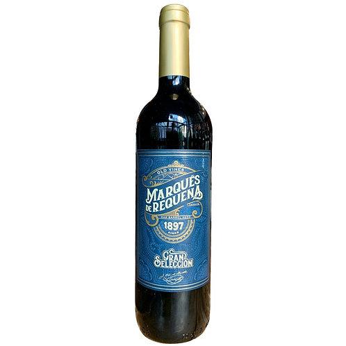 Vinho tinto Marques de Requena Gran Seleccion 2014 / Utiel - Requena DOP Espanha