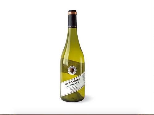 Juan Carrau Chardonnay / Uruguai 2019