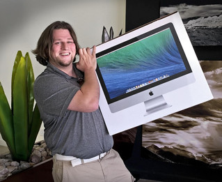 iMac Winner - Az Tech Summit!