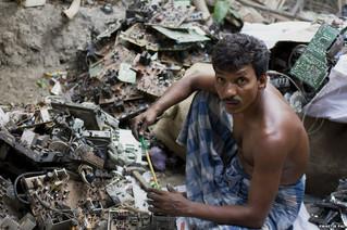 E-Waste Village in India