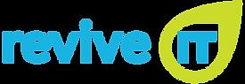 Revive IT Green+ Blue Logo.png