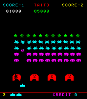 Space Invaders part 2