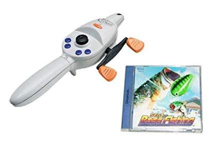 Sega Bass Hunting