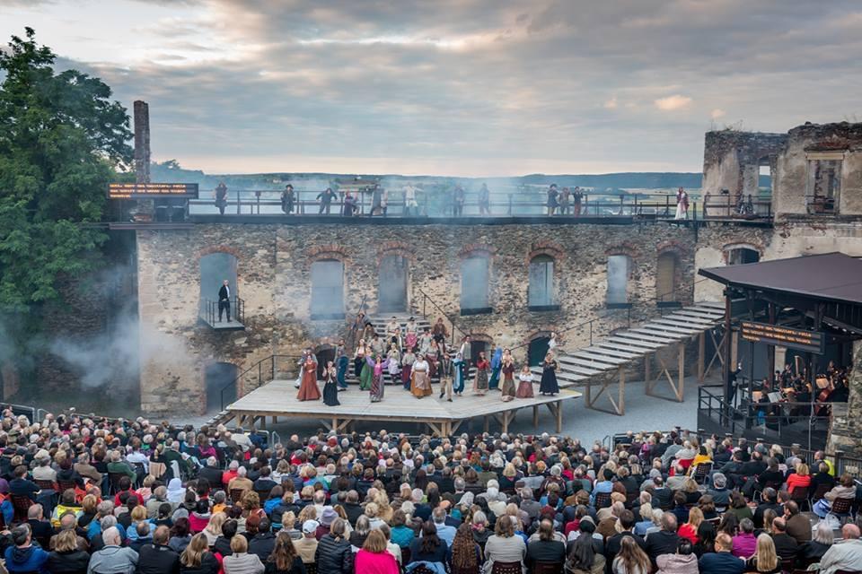 OTELLO, Oper Burg Gars 2016