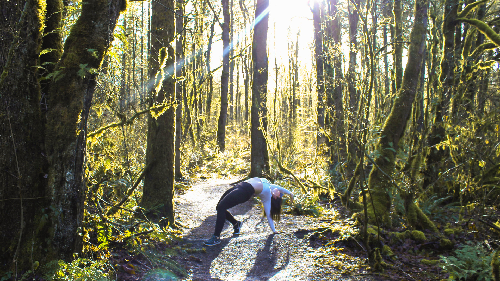 Yoga in the Forest_Carris Bennett Christianson