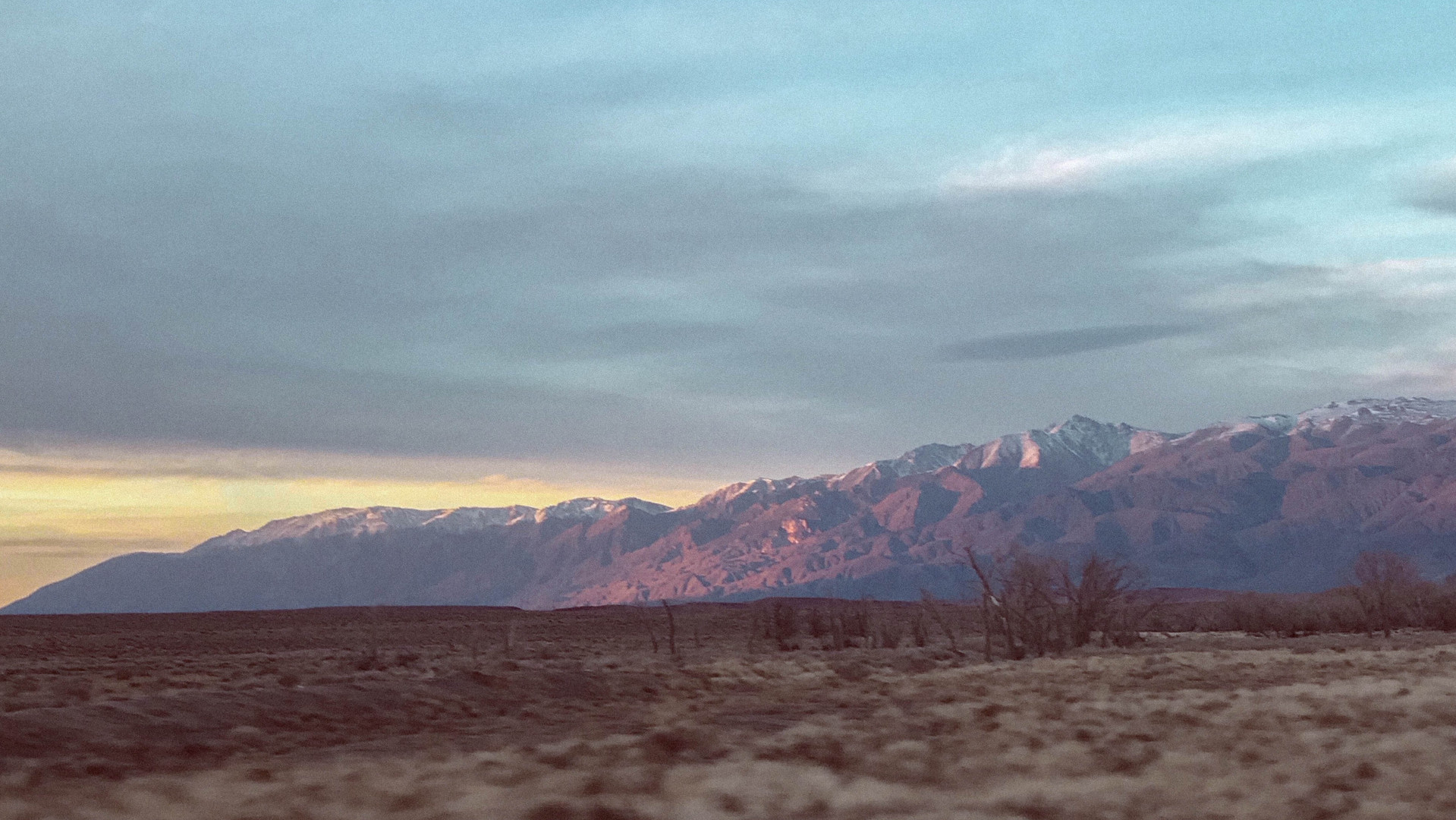 Sierra Nevada mountain range_Carris Bennett Christianson