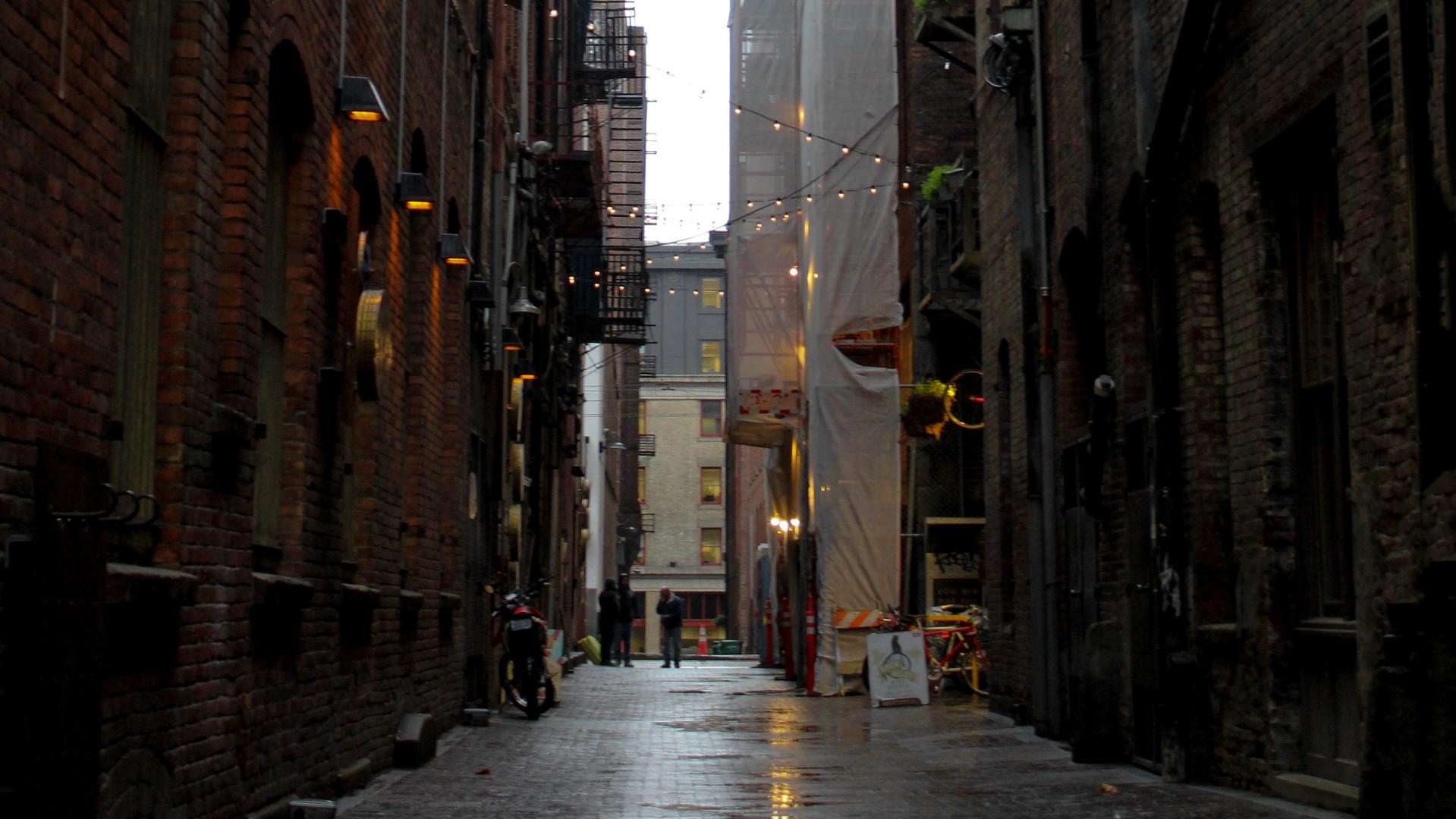 Mean Streets of Seattle_Carris Bennett Christianson