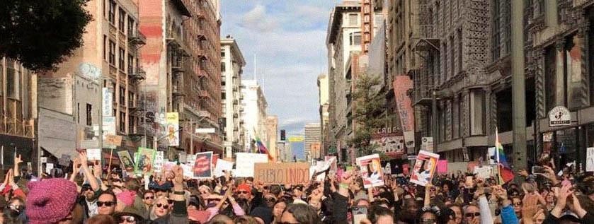 Women's March LA_Carris Bennett Christianson